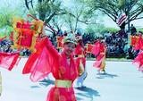 Cherry Blossom Festival Parade - April 14th, 10:00 - 12:30