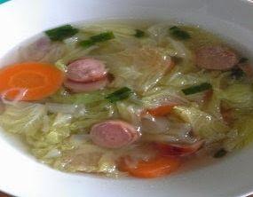 Resep Makanan Balita Sayur Sop Lezat http://tipsresepmasakanku.blogspot.co.id/2016/10/resep-makanan-balita-sayur-sop-lezat.html