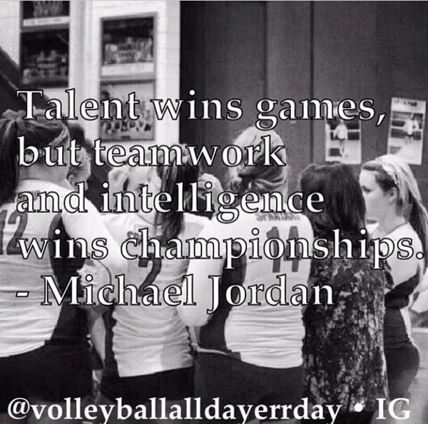 Motivational Quotes For Sports Teams: 1000+ Images About Volleyball On Pinterest