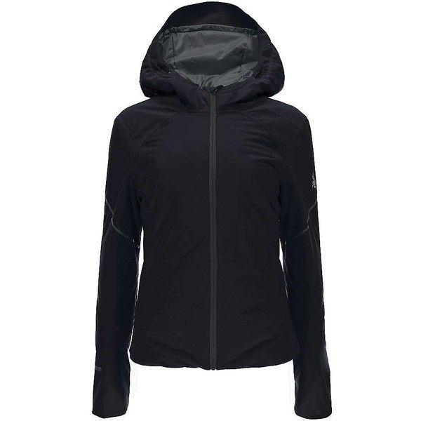 Spyder Women's Berner Jacket ($249) ❤ liked on Polyvore featuring activewear, activewear jackets, weld, spyder and spyder sportswear