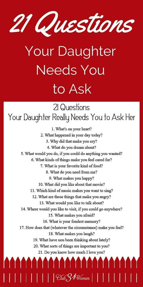 questions to ask a girl when dating her