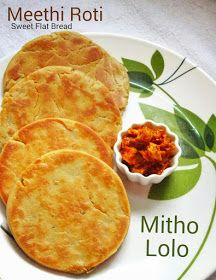 Veg Indian Cooking: Authentic Sindhi Recipe - Mitho Lolo