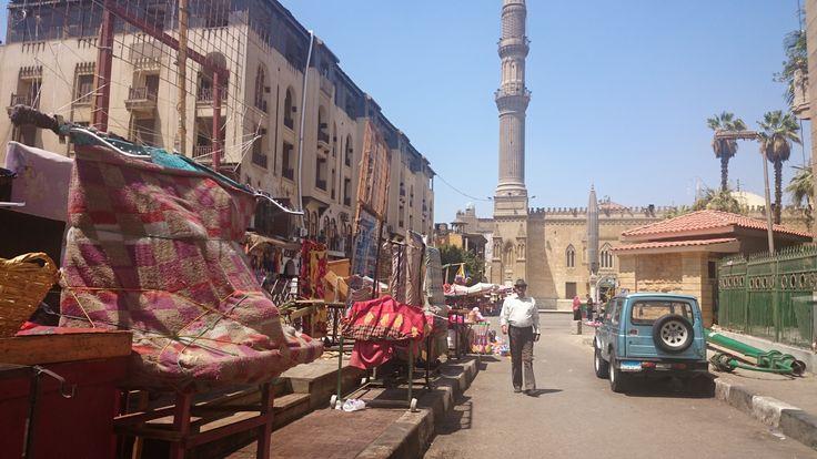 Street View@Islamic Cairo