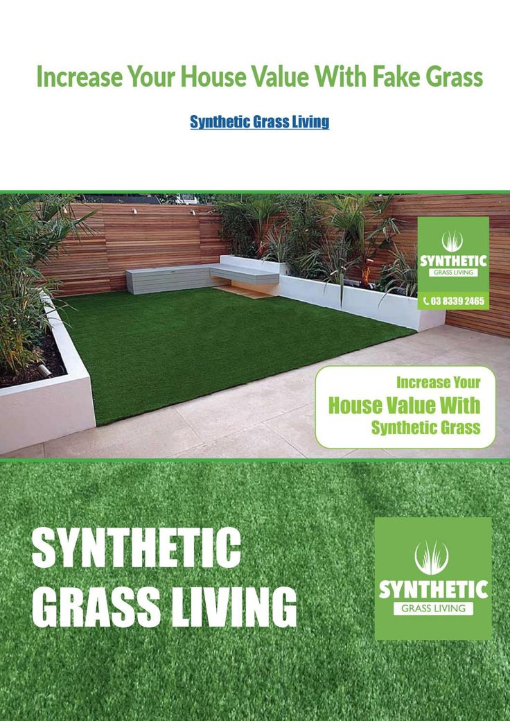 Increase Your House Value With Synthetic Grass