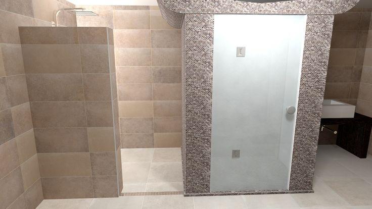 #welness #jacuzzi #tiles #sauna