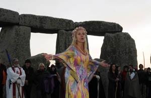 Autumn Equinox at Stonehenge