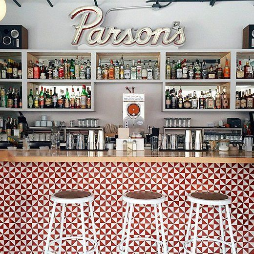Chicago – Parson's Chicken & Fish—For the best fried chicken in the city, a stop to one of Rosie Clayton's favorite casual haunts, Parson's, is an absolute must. Come with a big appetite and time to spare—you'll want to relax on the sunny patio for hours.