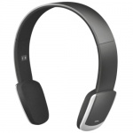 A Bluetooth, wireless headset featuring AM3D Virtual Surround Sound and Power Bass. Active noise cancellation