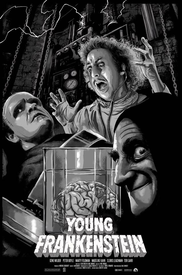 Vance Kelly - Young Frankenstein