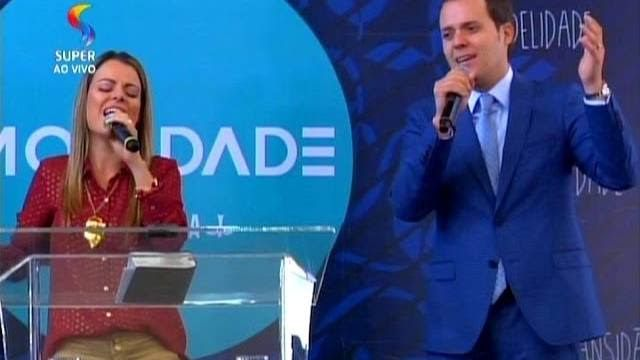 Teens Youth Ministry: Ana Paula Valadão e André Valadao ● Esperança (HD)...