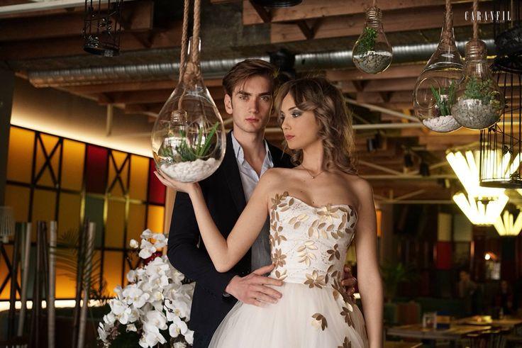Irina Ross Atelier  Wedding Gown 2016