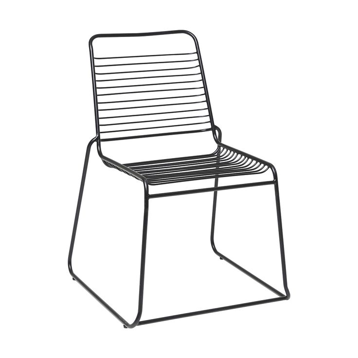 Bistro Chair - Black | Kmart