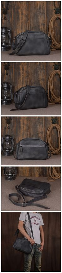 Vintage Design Shoulder Bag Small Leather Satchel Bags Shoulder Bag Crossbody Bag