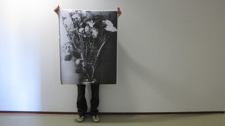 2007 size B1 70x100cm black and white photocopie on 135 grams woodfree satin paper edition 500 price € 25,- including shipping within the Netherlands sales by Studio Sybrandy Almost full-colored on 250 grams satin paper € 35,- including shipping within the Netherlands
