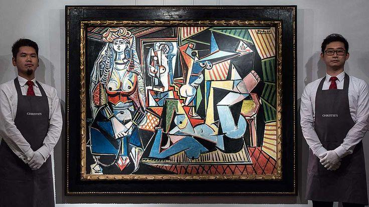 'Las mujeres de Argel' de Picasso puede batir récords en una subasta, Noticias 24 horas online, completo y gratis en A la Carta. Todos los informativos online de Noticias 24 horas en RTVE.es A la Carta
