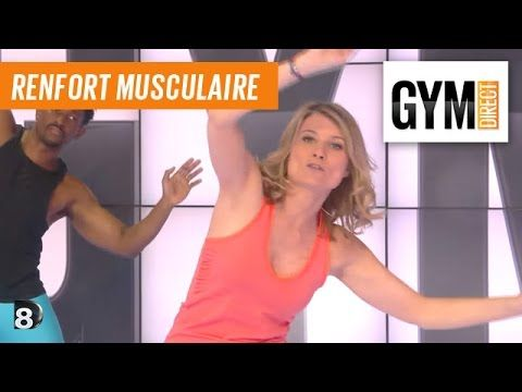 Cuisses / Fessiers - Renforcement musculaire - 192 - YouTube