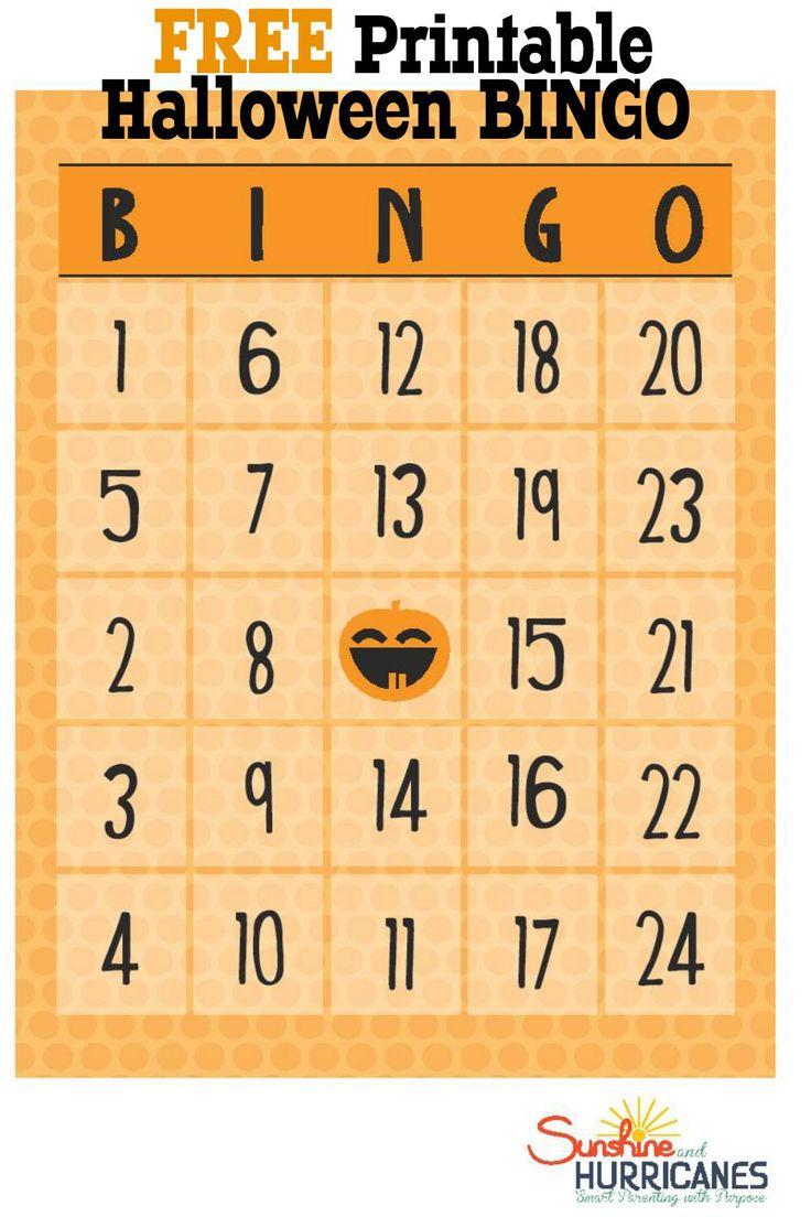 Best 25+ Halloween bingo ideas on Pinterest | Halloween bingo ...