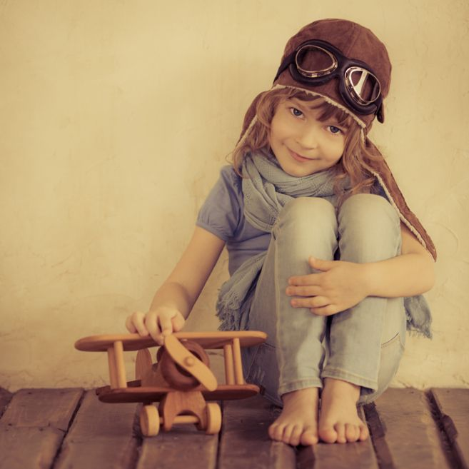 """Decía Herman Hesse que el que sabe amar es feliz. Y, sin duda, también lo es aquél a quien han amado. """"Se nota perfectamente cuando un niño es feliz"""", asegura la psicólog"""