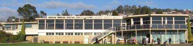 Riverside Golf Club Riverside, Tasmania Clubhouse