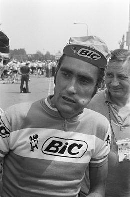 TOUR DE FRANCE 1973 VAINQUEUR LUIS OCANA