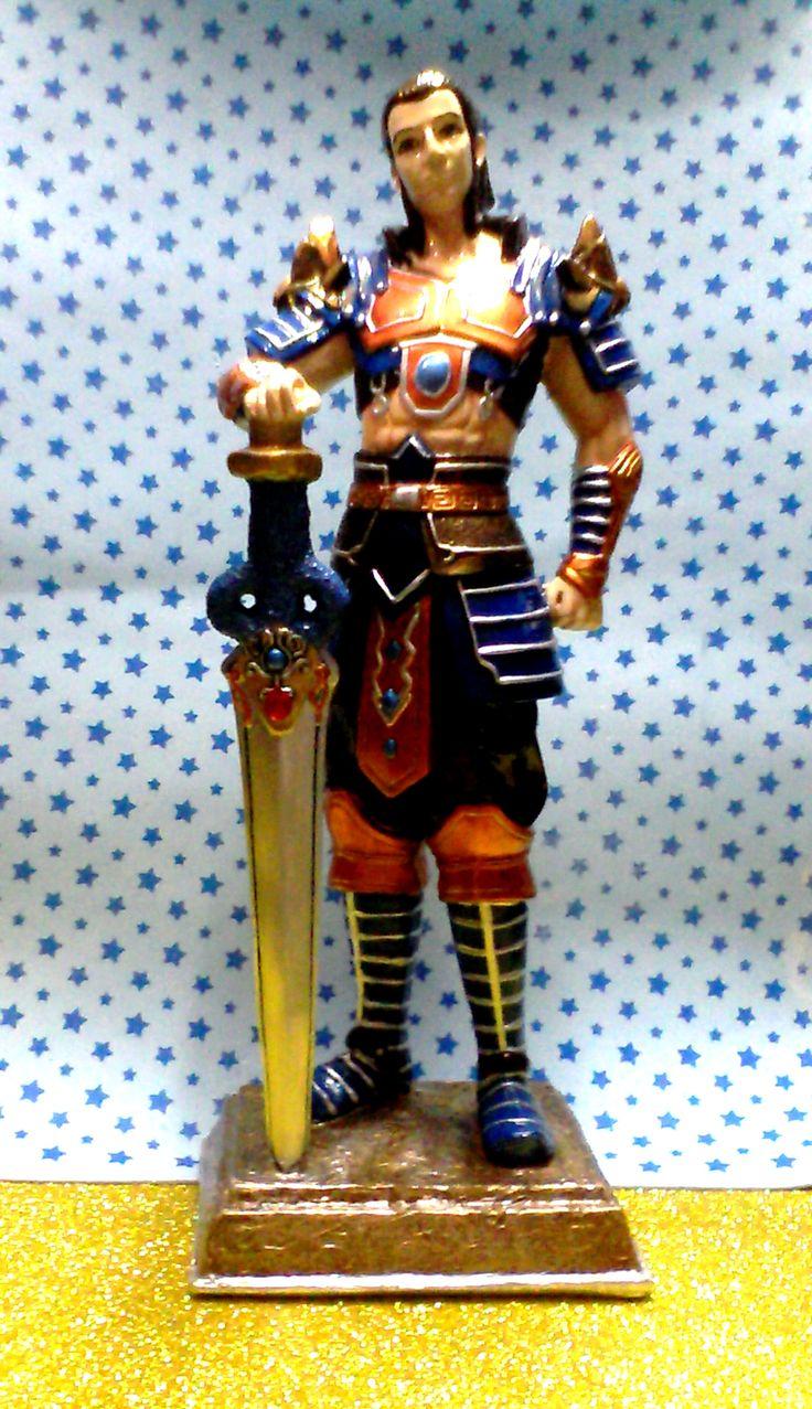 Samuray en Yeso