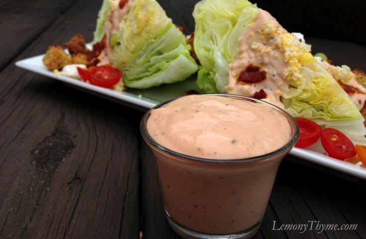 Russian Wedge Salad Nancy Fuller Farmhouse Rules