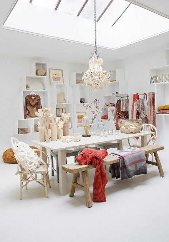 Shop Interiors - Sukha Amsterdam with a New Christmas vision! | Art And Chic
