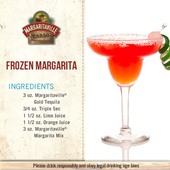 17 Best Images About Margaritaville Tropical Drinks On