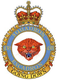 "#438 Squadron ""City of Montreal"" Tactical Helicopter Sq., is a unit of the Royal…"