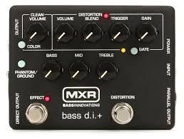 MXR - M80 Bass DI+