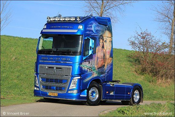 Volvo FH Globetrotter XL