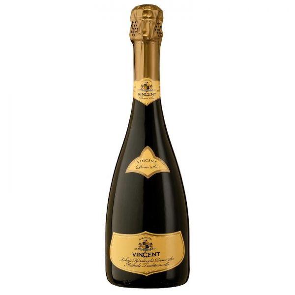 Vincent Tokaji Hárslevelű Demi Sec - Hongarije - Mousserende wijn - Eemlandwijnen.nl | Mooie en Exclusieve Wijnen voor een goede prijs