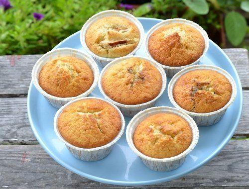 Muffins - ett grundrecept som kan varieras med olika smaker eller bakas som de är
