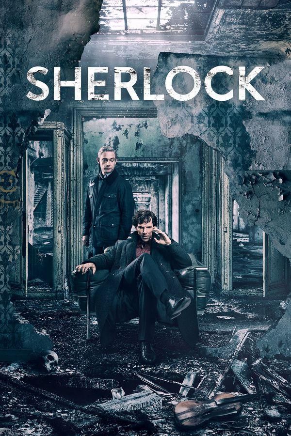 Sherlock 1 Sezon 3 Bolum Turkce Dublajli Izle Indir Sherlock Sherlock Poster Sherlock Holmes