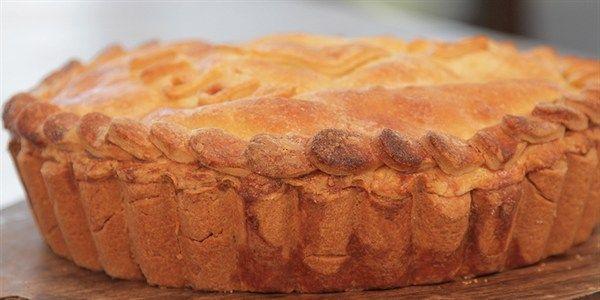 Episode 4 - The Great Australian Bake Off - lifestyle.com.au Apple custard pie