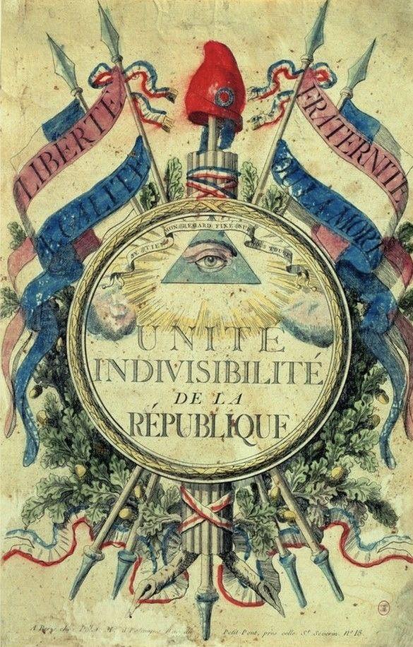 French Revolution Propaganda Poster 1792 French Revolution Revolution Poster Propaganda Posters