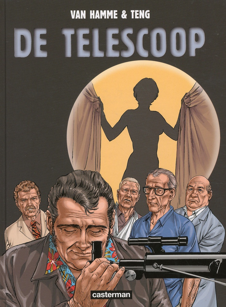 Paul Teng en Jean van Hamme - De telescoop