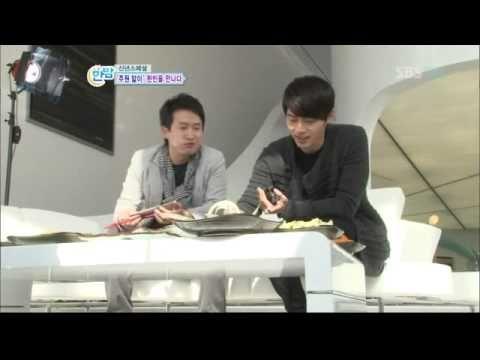 """Hyun Bin Interview on SBS """"Midnight TV Entertainment"""" Jan.6.2011"""
