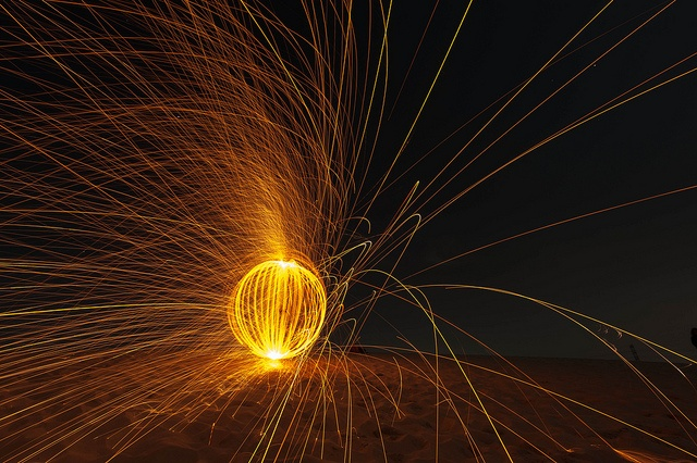 Ball by Keith McInnes Photography, via Flickr