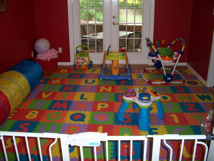 25 Best Ideas About Baby Play Areas On Pinterest