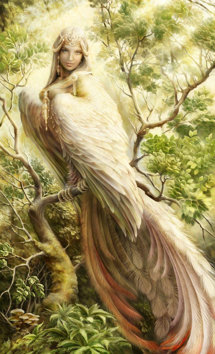 славянская мифология существа картинки с именами старейших