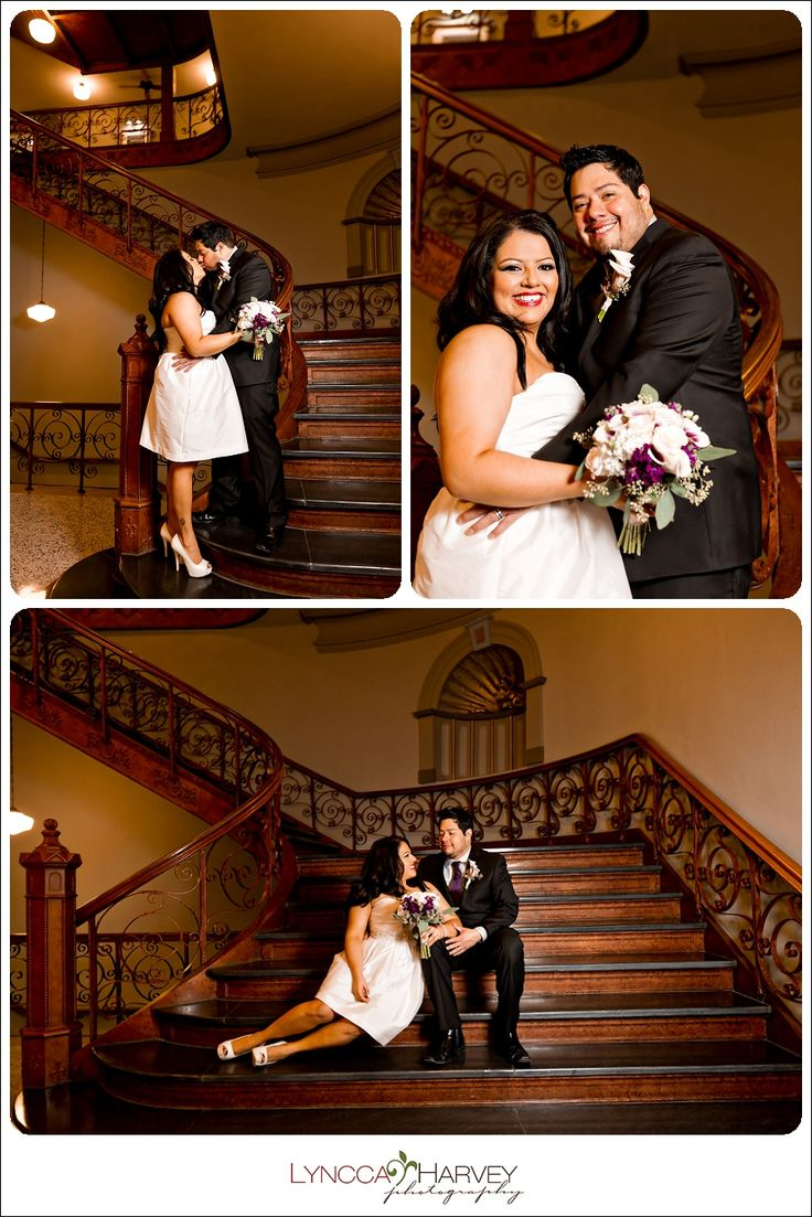 Fort Worth Wedding Photographer | Fort Worth Courthouse Wedding | Lyncca Harvey Photography
