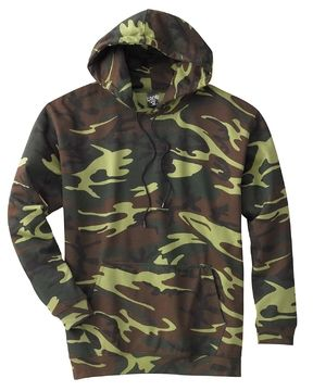Camouflage Pullover Hooded Sweatshirt from code V.  a portion of all proceeds from sales of code V apparel go to support military families.  for more information or pricing please email info@roadgearsports.com