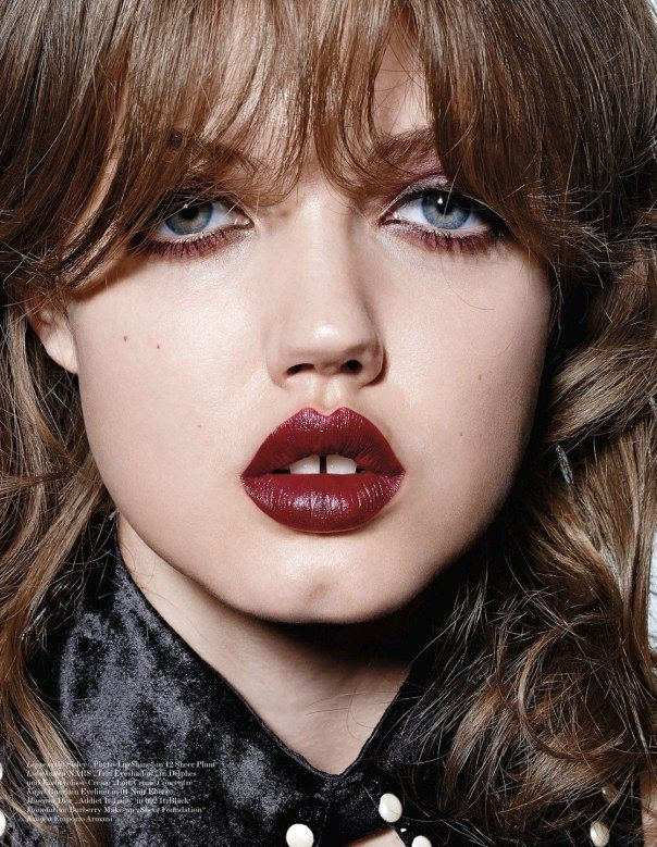 Lindsey Wixson by Richard Burbridge for Interview Germany September 2014 -