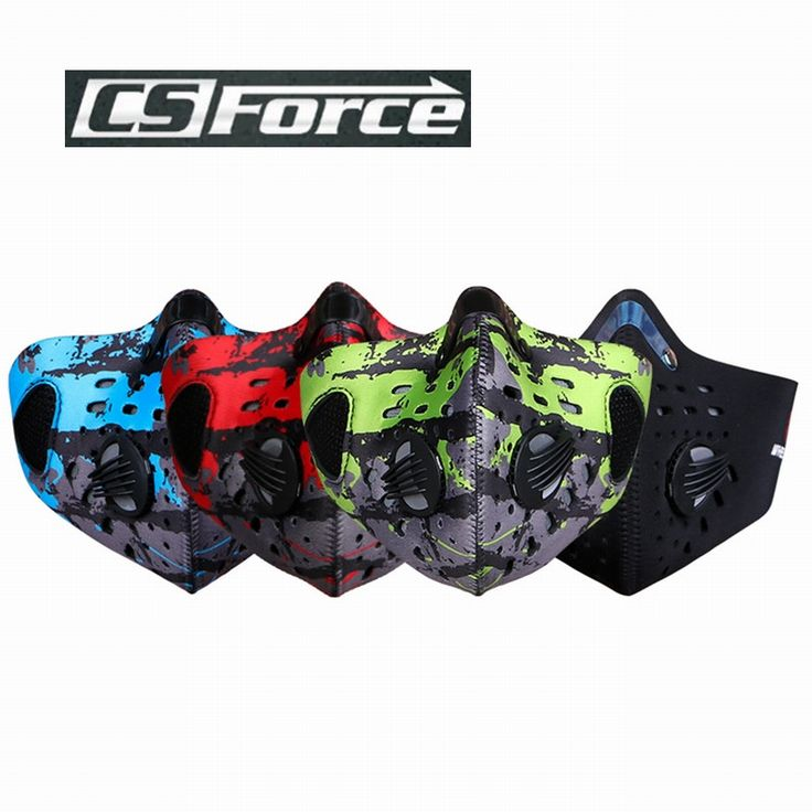 Windproof Mask Outdoor Sport Half Face Mask Motorcycle Ski Snowboard Cycling Face Mask with Activated Carbon Hunting Accessories