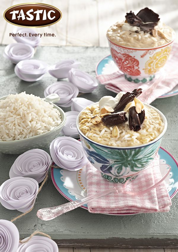 Meatless Monday means you get to indulge in the finer things in life. Here's a Caramel Rice Pudding recipe http://bit.ly/1sd0x2S