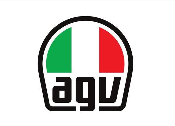 Agv Stickers Set X 4 Included Stickers Laminated Water