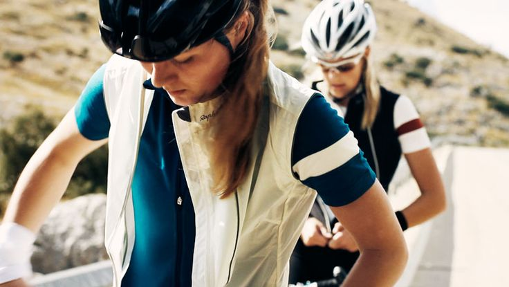 Rapha. Awesome performance cycling apparel.