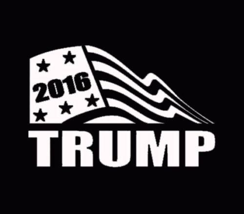Donald Trump for President Make America Great Again Trump White V5