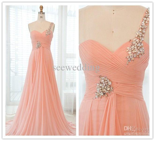 evening dress smooth
